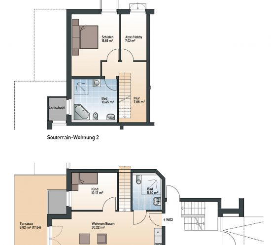 Wohnung 2 Wesseling, Immobilien-Experten, Köln, Bonn