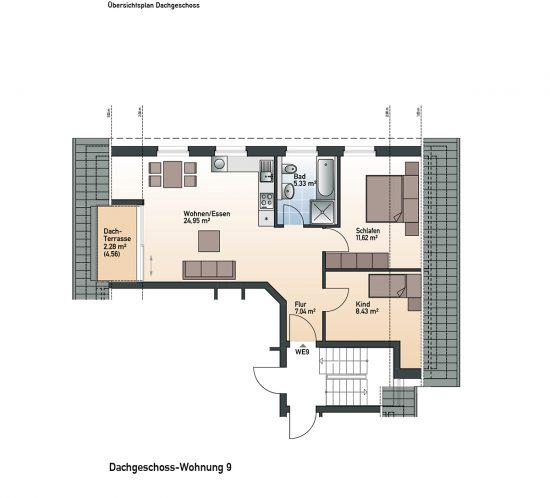Wohnung 9 Wesseling, Immobilien-Experten, Köln, Bonn